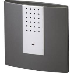 Bezdrôtový zvonček Heidemann HX Square 70872, prijímač, antracitová, strieborná