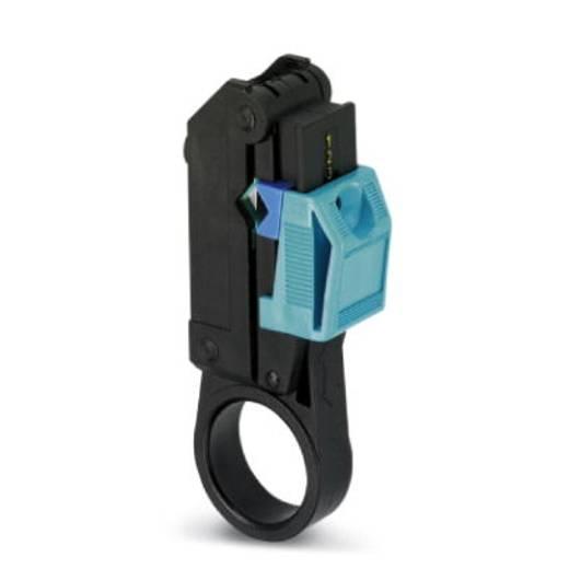 Kabelentmanteler Geeignet für Koaxialkabel 2.5 bis 7.6 mm Phoenix Contact WIREFOX-D CX-1 1212163