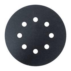 Brúsny papier pre excentrické brúsky Wolfcraft 3192000 na suchý zips, s otvormi, zrnitosť 400, (Ø) 125 mm, 5 ks