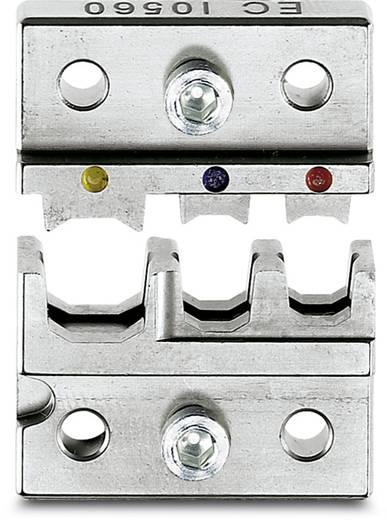 Crimpgesenk Isolierte Kabelschuhe 0.5 bis 6 mm² Phoenix Contact CF 500/DIE RCI 6 1212240 Passend für Marke Phoenix Co