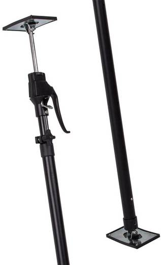 Baustütze Längenverstellung: 1.6 - 2.9 m Tragkraft (max.): 30 kg Wolfcraft