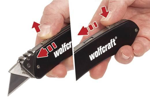 Alu-Freizeitmesser Wolfcraft 4124000