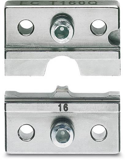 Crimpgesenk Unisolierte Kabelschuhe 16 mm² (max) Phoenix Contact CF 500/DIE RC 16 1212257 Passend für Marke Phoenix C