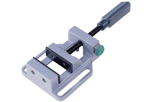 Schraubstock Wolfcraft 4920000 Backenbreite: 70 mm Spann-Weite (max.): 60 mm