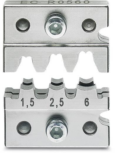 Crimpgesenk Flachsteckhülsen, Flachstecker 0.5 bis 6 mm² Phoenix Contact CF 500/DIE SC 6 1212242 Passend für Marke Ph