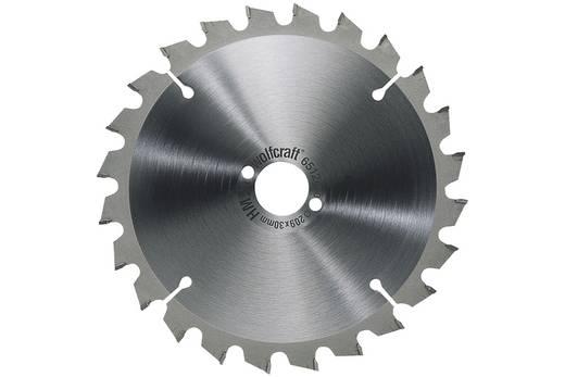 "Sägeblatt ""Standard Plus"" Wolfcraft 6511000 Durchmesser: 205 mm Sägeblatt"