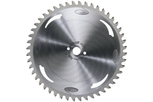 Sägeblatt Wolfcraft 6526000 Durchmesser: 250 mm Sägeblatt