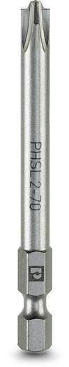 Plus/minus-Bit PH 1 Phoenix Contact SF-BIT-PHSL 1-70 Werkzeugstahl zähhart, legiert E 6.3 5 St.