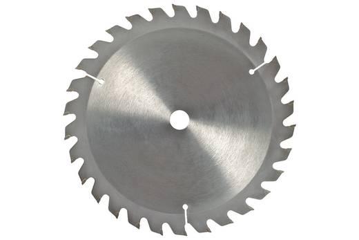 Kreissägeblatt Wolfcraft 6740000 Durchmesser: 250 mm Sägeblatt