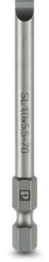 Schlitz-Bit 6.5 mm Phoenix Contact SF-BIT-SL 1,2X6,5-70 Werkzeugstahl zähhart, legiert E 6.3 5 St.