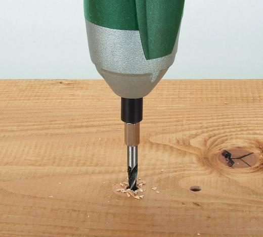 holz spiralbohrer 4 mm wolfcraft 7262000 gesamtl nge 75 mm 1 4 6 3 mm 1 st. Black Bedroom Furniture Sets. Home Design Ideas