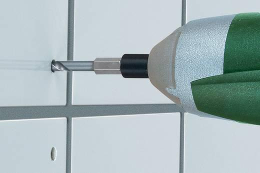 """Hartmetall Stein-Spiralbohrer 6 mm Wolfcraft 7267000 Gesamtlänge 110 mm 1/4"""" (6.3 mm) 1 St."""