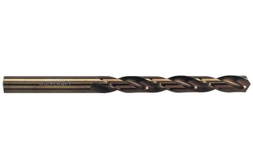 HSS Metall-Spiralbohrer 6 mm Wolfcraft 7456010 Gesamtlänge 93 mm Cobalt DIN 338 Zylinderschaft 1 St.