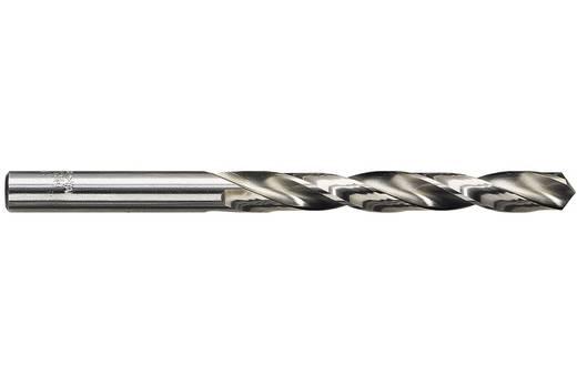 HSS Metall-Spiralbohrer 4 mm Wolfcraft 7550010 Gesamtlänge 75 mm geschliffen DIN 338 Zylinderschaft 1 St.