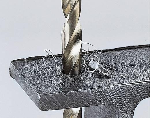 HSS Metall-Spiralbohrer 4.5 mm Wolfcraft 7552010 Gesamtlänge 80 mm geschliffen DIN 338 Zylinderschaft 1 St.