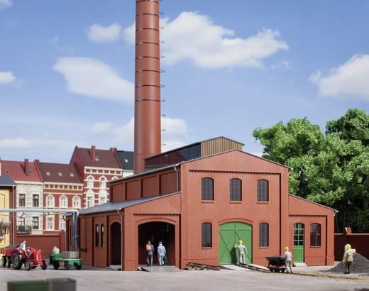 Auhagen 11431 H0 Heizhaus mit Schornstein