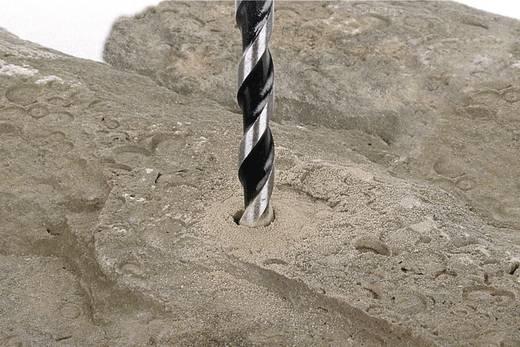 Hartmetall Beton-Spiralbohrer 6 mm Wolfcraft 7776010 Gesamtlänge 100 mm Zylinderschaft 1 St.