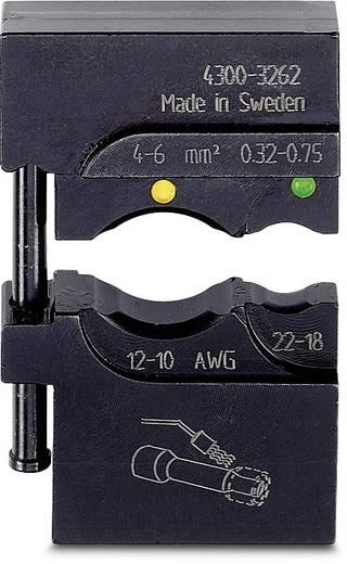 Crimpgesenk Schrumpfverbinder 0.1 bis 6 mm² Phoenix Contact CRIMPFOX-M HS-1/DIE 1212282 Passend für Marke Phoenix Con