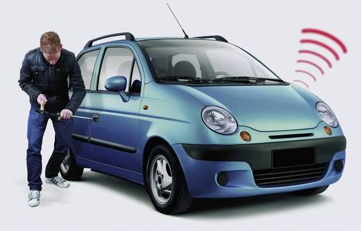 Auto Alarmanlage Système d'alarme universel pour voiture ELRO Inkl. Fernbedienung, Innenraumüberwachung, Erschütterungss