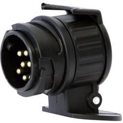 Adaptér na zapojenie prívesu DINO 130007, [13 pólová zásuvka - 7 pólová zástrčka], 12 V