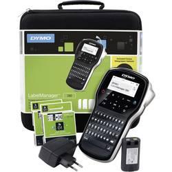 Sada štítkovače DYMO LabelManager 280 v kufříku, vhodná pro pásky D1 6 mm, 9 mm, 12 mm - DYMO LabelManager 280 S0968990 - DYMO LabelManager 280 S0968990