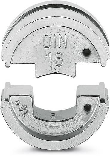 Crimpgesenk Isolierte Ringkabelschuhe 10 mm² (max) Phoenix Contact CRIMPFOX-C50 RCI 10/DIE 1212346 Passend für Marke