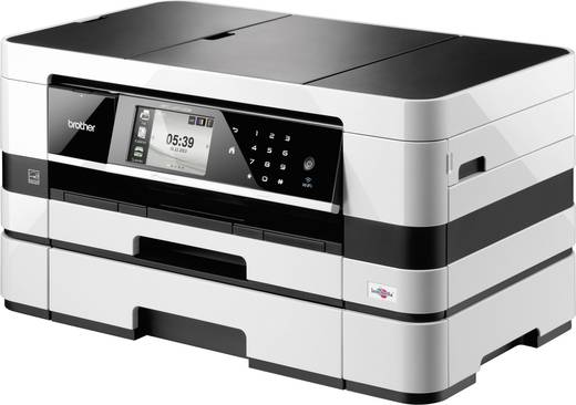brother mfc j4710dw tintenstrahl multifunktionsdrucker a3 drucker scanner kopierer fax lan. Black Bedroom Furniture Sets. Home Design Ideas