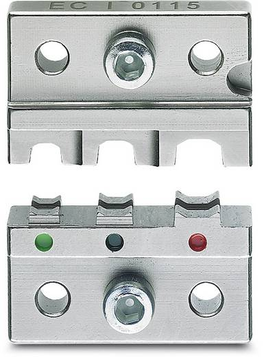 Crimpgesenk Isolierte Kabelschuhe 0.14 bis 1.5 mm² Phoenix Contact CF 500/DIE RCI 1,5 1212263 Passend für Marke Phoen