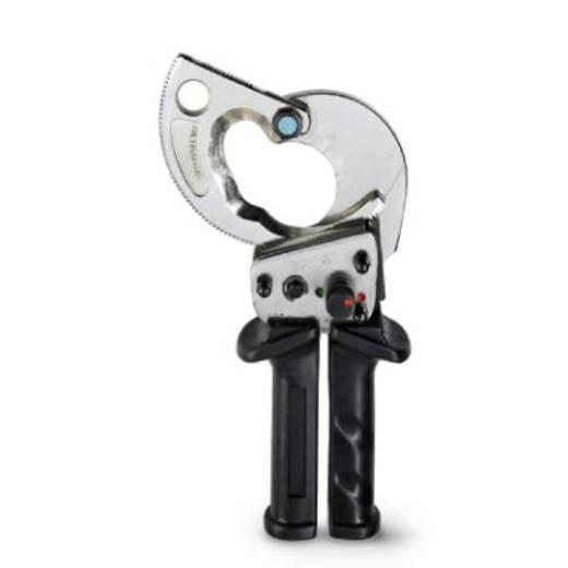 Ratschen-Kabelschneider Geeignet für (Abisoliertechnik) Alu- und Kupferkabel, ein- und mehrdrähtig 45 mm 300 mm² Phoenix Contact CUTFOX 45 1212132