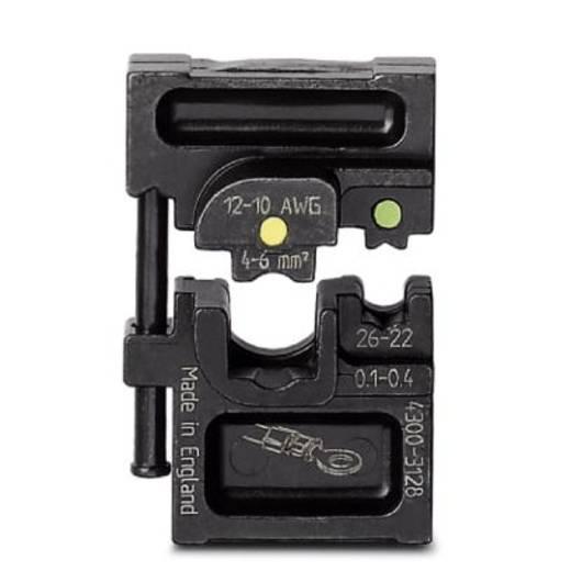 Crimpgesenk Isolierte Kabelschuhe 0.1 bis 6 mm² Phoenix Contact CRIMPFOX-M RCI 6/DIE 1212073 Passend für Marke Phoeni