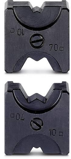 Crimpgesenk CU Rohrkabelschuhe 10 bis 70 mm² Phoenix Contact CRIMPFOX-C120 RCT 70-1/DIE 1212319 Passend für Marke Pho