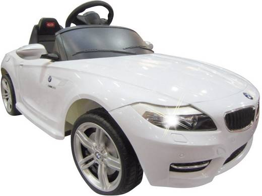 Elektroauto Jamara BMW Z4 Ride on Car Weiß