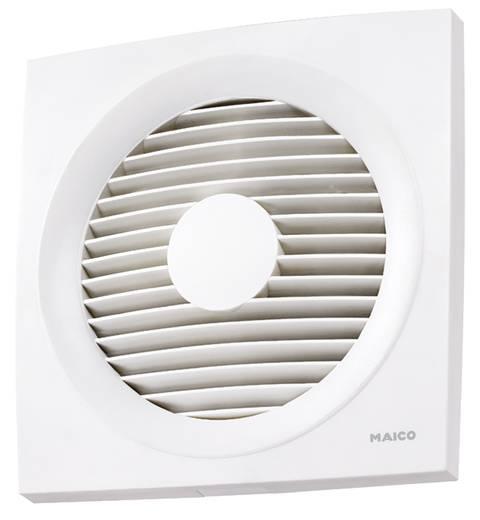 Wand- und Deckenlüfter 230 V 1500 m³/h 31.5 cm Maico Ventilatoren EN 31