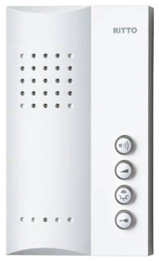 Türsprechanlage Kabelgebunden Inneneinheit Ritto by Schneider 1723070 Weiß