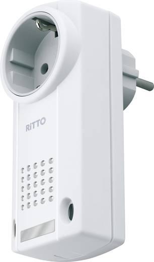 Ritto by Schneider 1795070 Türsprechanlage Funk Signalgerät Weiß