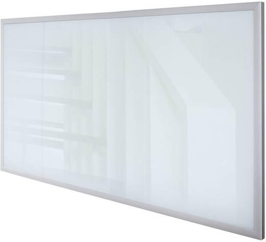 Infrarotheizung 600 W 11 m² Milchglas Glas