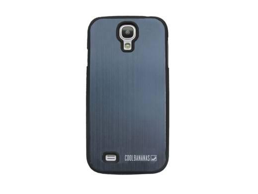 HardCase Cool Bananas Hoodie Schwarz/Metall Samsung S IV