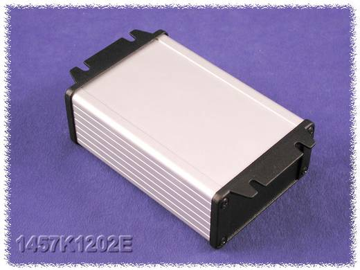 Hammond Electronics 1457J1202BK Universal-Gehäuse 120 x 84 x 28.5 Aluminium Schwarz 1 St.