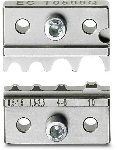 Crimpgesenk Kabelschuhe 0.5 bis 10 mm² Phoenix Contact CF 500/DIE RC 10 1212244 Passend für Marke Phoenix Contact 467893, 469887