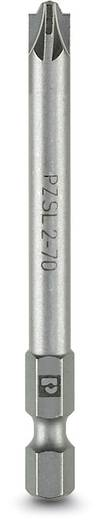 Plus/minus-Bit PZ 1 Phoenix Contact SF-BIT-PHSL 1-70 Werkzeugstahl zähhart, legiert E 6.3 5 St.