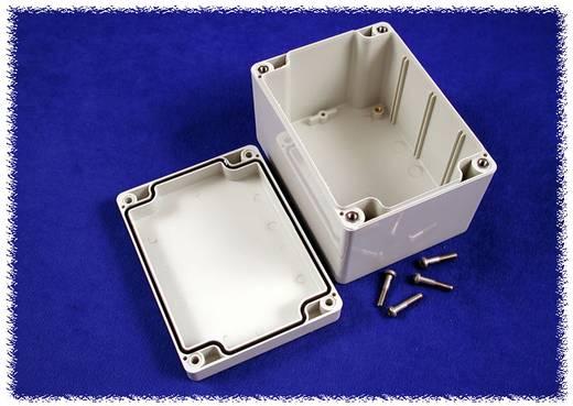 Universal-Gehäuse 120 x 90 x 80 Polycarbonat Grau Hammond Electronics 1554G2GY 1 St.
