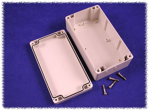 Hammond Electronics 1554J2GY Universal-Gehäuse 160 x 90 x 60 Polycarbonat Grau 1 St.
