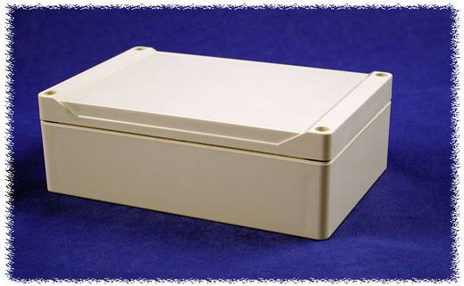 Universal-Gehäuse 180 x 120 x 60 Polycarbonat Grau Hammond Electronics 1555H2GY 1 St.