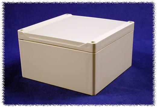 Universal-Gehäuse 160 x 160 x 90 Polycarbonat Grau Hammond Electronics 1555S2GY 1 St.