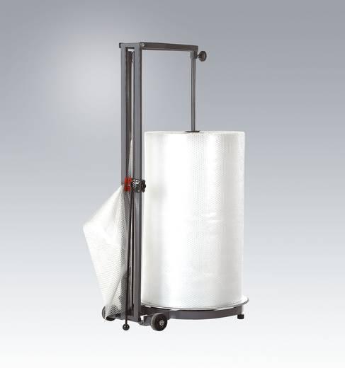 Manuflex VP1015 Senkrecht-Schneidständer fahrbar Schnittbreite 1250 mm BxTxH 750x800x1620 mm Tk pro Rolle 50kg, mit Bedi