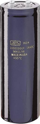 Elektrolyt-Kondensator SnapIn 1000000 µF 16 V/DC 20 % (Ø x H) 76.2 mm x 219 mm 1 St.