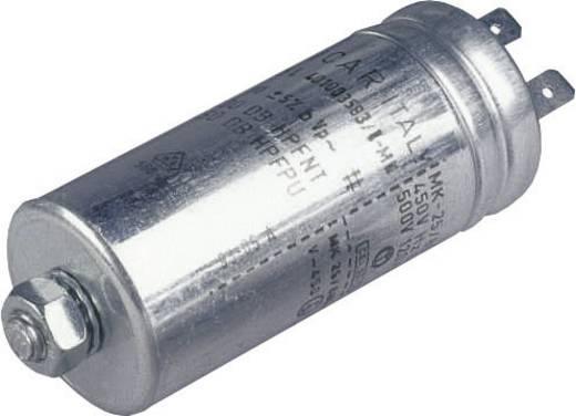 MKP-Folienkondensator radial bedrahtet 1 µF 500 V/AC 5 % (Ø x H) 25 mm x 63 mm 1 St.
