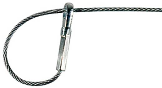 Stahldrahtseil (Ø x L) 2 mm x 1 m Fischer 45956