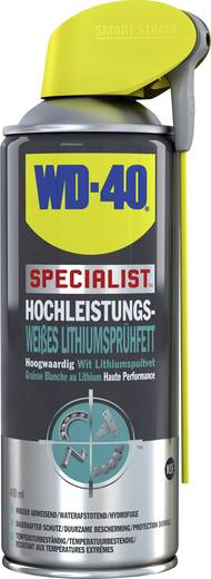 WD40 Company Weisses Lithiumsprühfett SPECIALIST 49390 400 ml