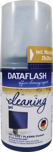 DataFlash TFT, LCD, Plasma Bildschirmreinigungsgel 200 ml inkl. Reinigungstuch DF1624 1 St.
